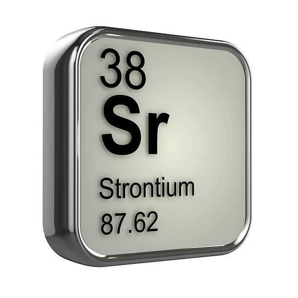 Royalty Free Strontium Periodic Table Pictures Images And Stock