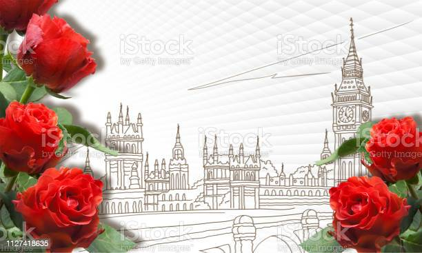3d wallpaper city london and red roses on abstract background picture id1127418635?b=1&k=6&m=1127418635&s=612x612&h=loz3elppzga4smsch09sq99qwznlgnji7mo2xarcz6k=