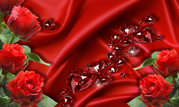 3d wallpaper red roses on silk background picture id1126804208?b=1&k=6&m=1126804208&s=612x612&w=0&h=axtjzsfutdmglil1yxkmk9rmw38sfdqpdlajbzar99y=