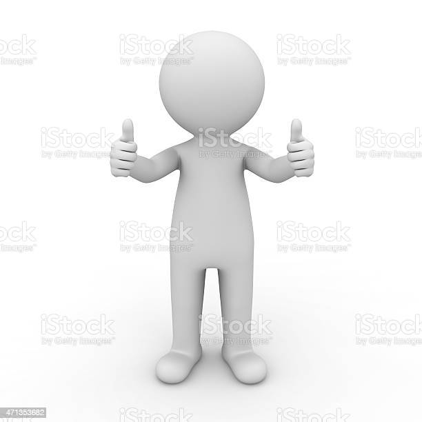 3d white man showing thumbs up picture id471353682?b=1&k=6&m=471353682&s=612x612&h=ztpoaephqxg4gukleaw4yjlksqvjks8uaa ang dxkw=