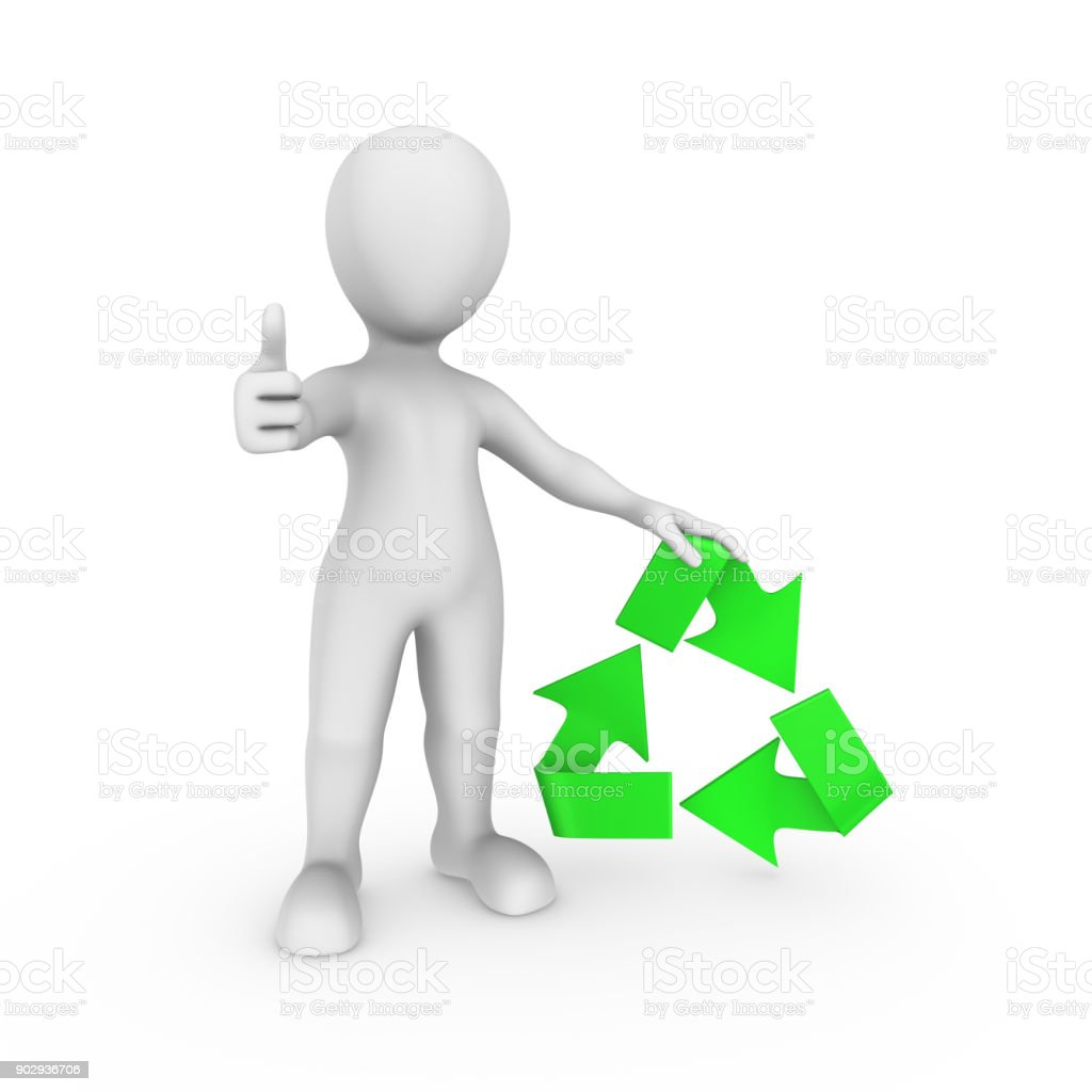 3d white man with green recycling symbol stock photo more 3d white man with green recycling symbol royalty free stock photo biocorpaavc Gallery