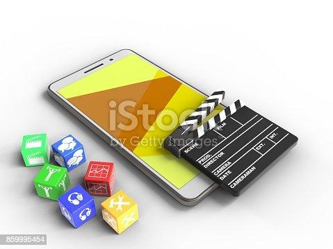 istock 3d yellow 859995454