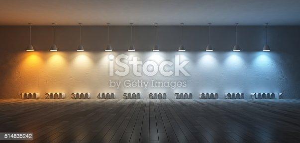 istock 3Ds color temperature scale 514835242