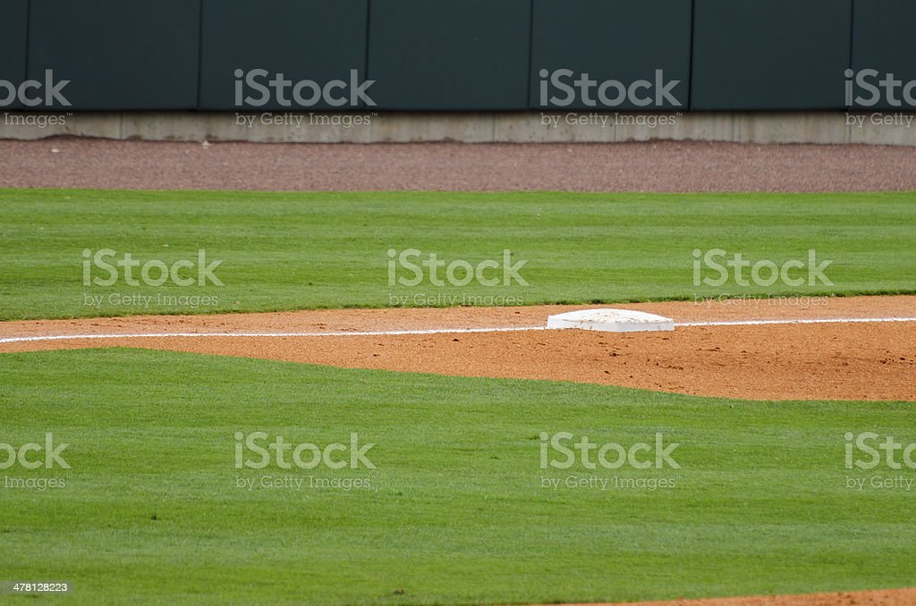 3rd Base stock photo