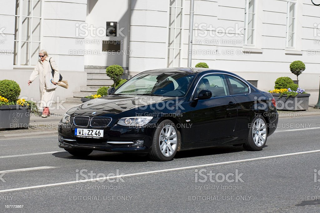Bmw 3series Coupe Stock Photo Download Image Now Istock