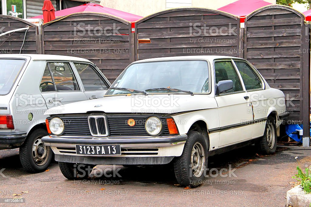 Bmw E21 3series Stock Photo More Pictures Of 2015 Istock