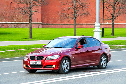 Bmw E90 3series Stock Photo - Download Image Now