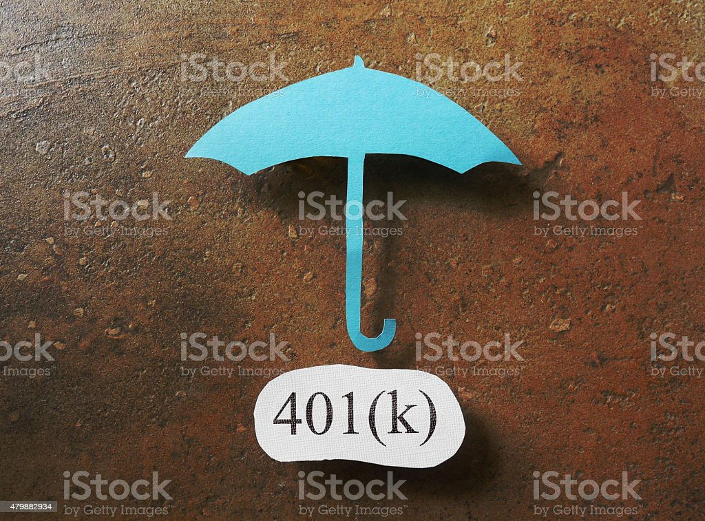 401k Investment stock photo