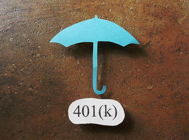 401 k investitionen - k projekt stock-fotos und bilder