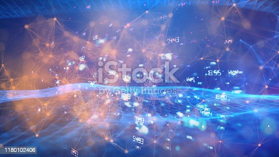 846933050 istock photo 4k Beautiful Bokeh and Light Beams, Gold Particles Background 1180102406