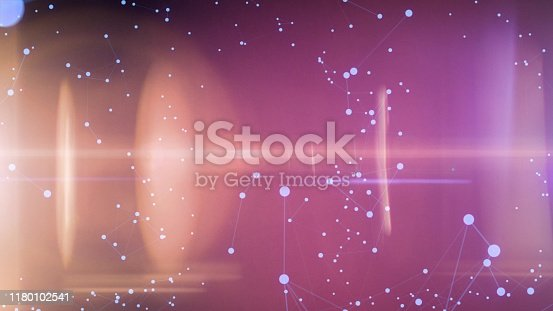 846933050 istock photo 4k Beautiful Bokeh and Light Beams, Gold Particles Background 1180102541