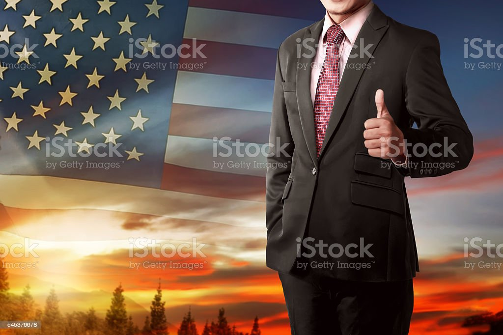 4th of july concept stock photo