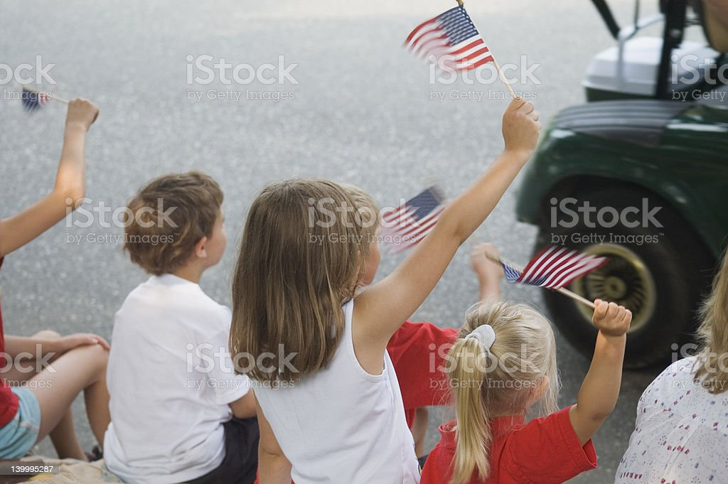 4th ofJuly stock photo