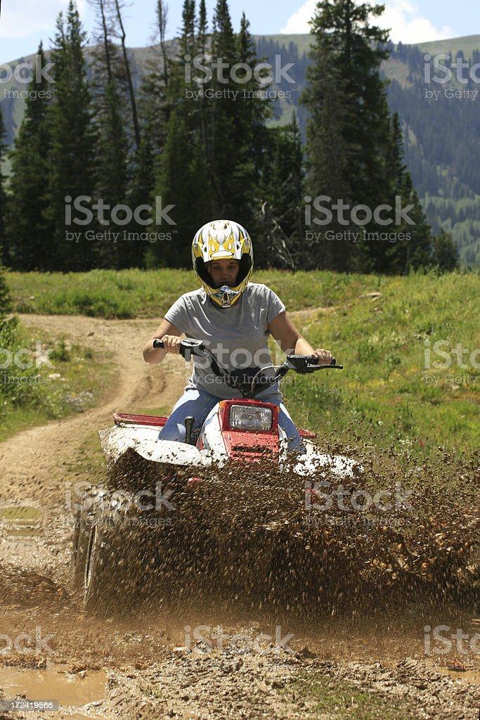 4x4 Series royalty-free stock photo
