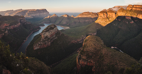 500px Photo ID: 296256945 - The canyon at sunset, panorama stitch of 5 vertical shots @35mm