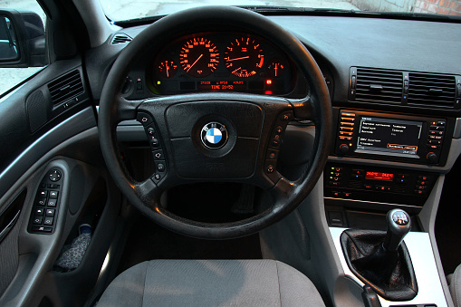Bmw E39 520i Stock Photo - Download Image Now