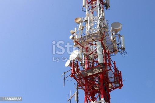 istock 5g telekommunikationturm 1133065638