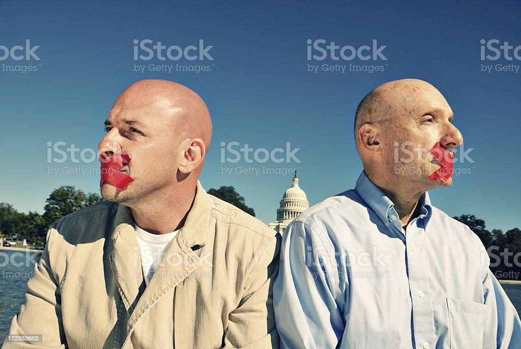 5th Amendment royalty-free stock photo
