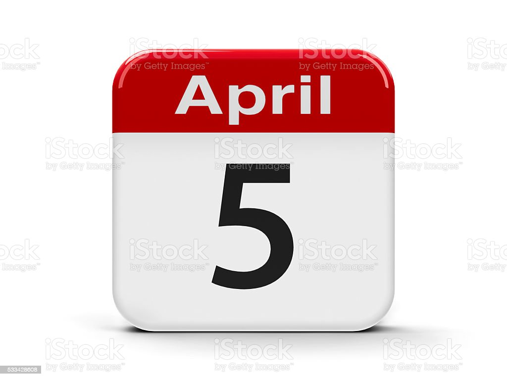 5th April Stock Photo Download Image Now Istock