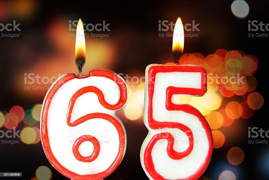 65 ème anniversaire - Photo