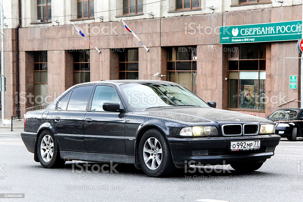 Bmw E38 7series Stock Photo Download Image Now Istock