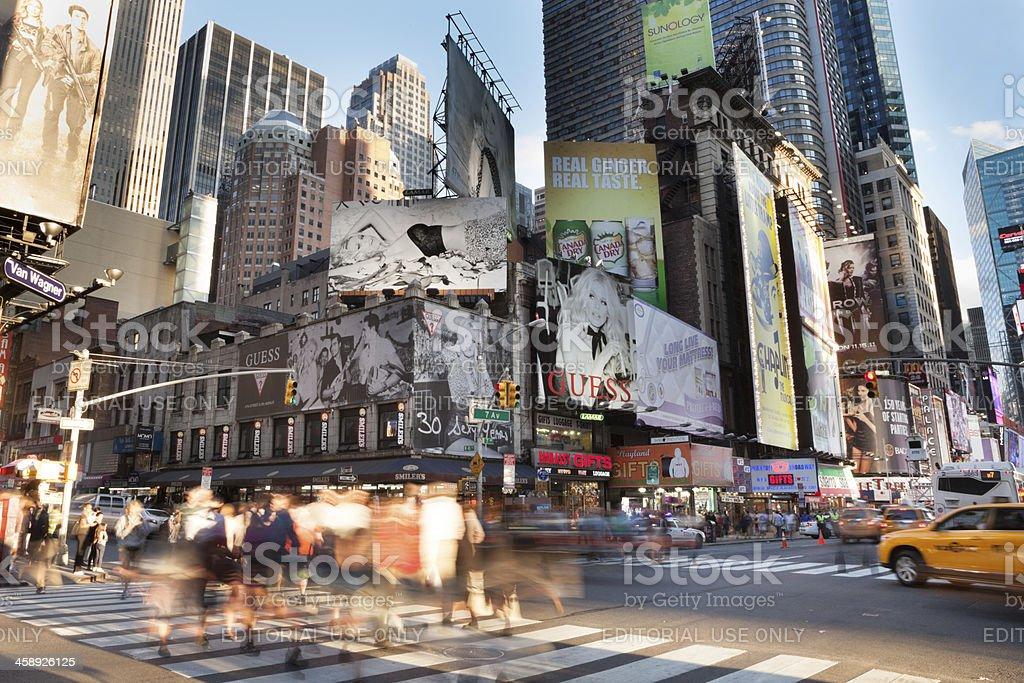 7 ème Avenue à New York - Photo
