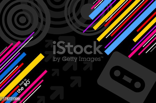 istock 80s pop music background vector 178721399