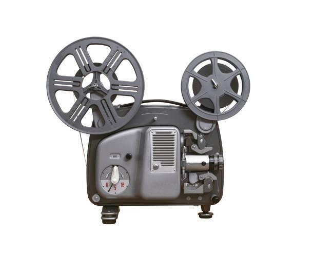 8 mm-Filmprojektor – Foto