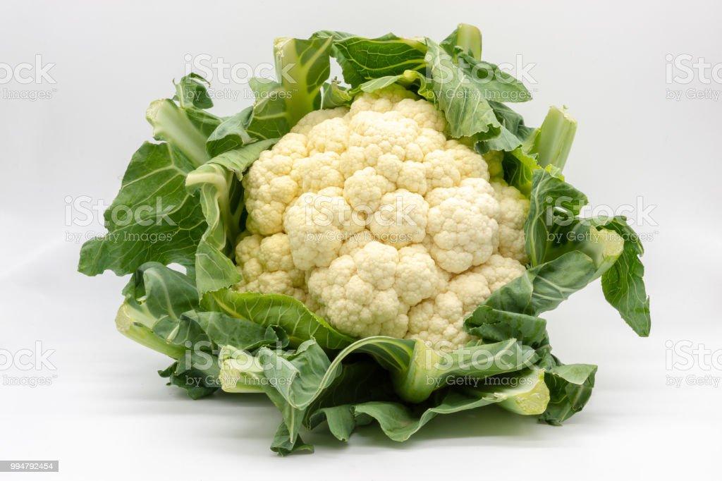 a cauliflower stock photo