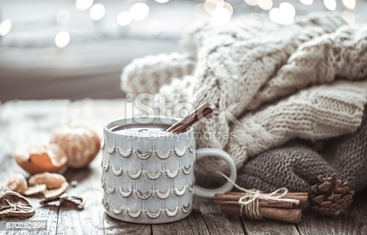 istock a cozy Christmas tea Cup still life 870252998