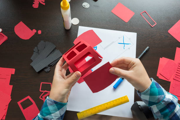 Best Paper Model Stock Photos, Pictures & Royalty-Free Images - iStock