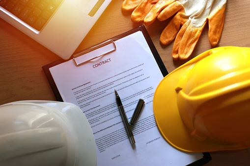 a new employment contract