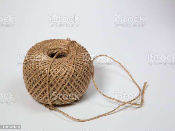 A partly uncoiled ball of string isolated on white background picture id1183753295?b=1&k=6&m=1183753295&s=612x612&h=l9tspnne8cm9s1yz0embkciysyilyk6if2tf2e4itbe=