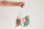 istock a plastic bag of vegetables 1066393212