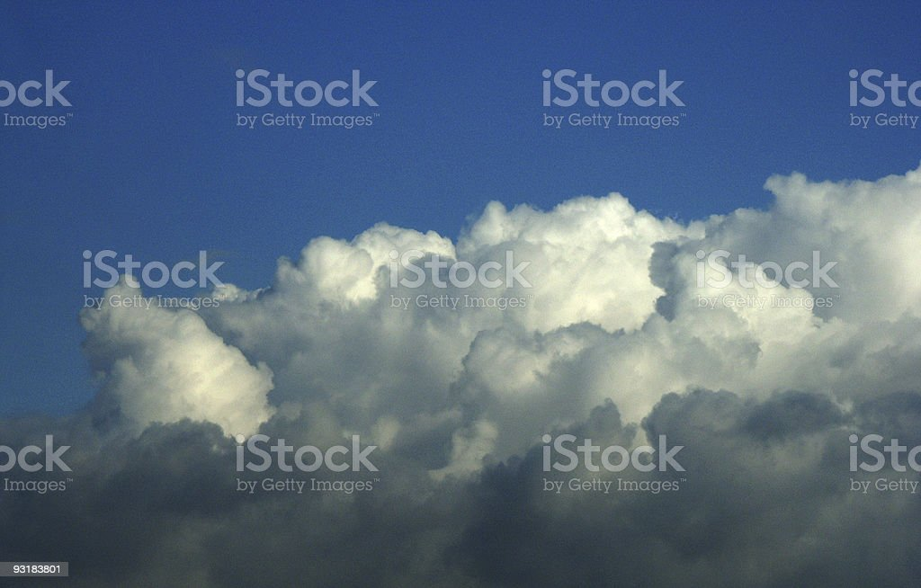a rainy day cloud royalty-free stock photo