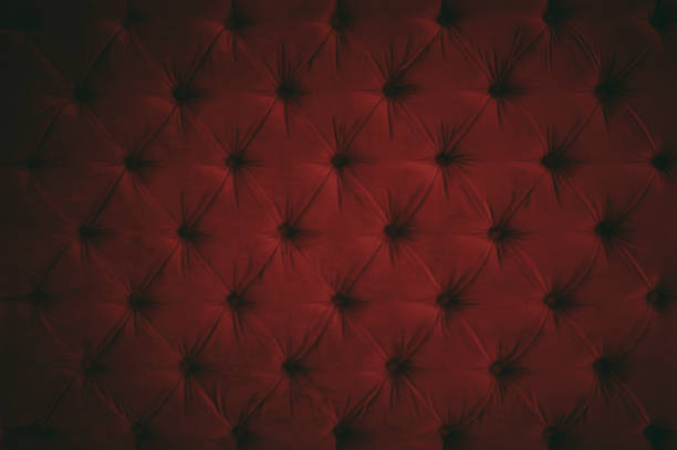 a red velvet texture - velvet stock pictures, royalty-free photos & images