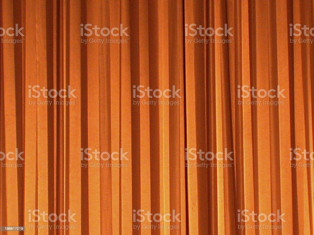 a vertical golden curtain background royalty-free stock photo