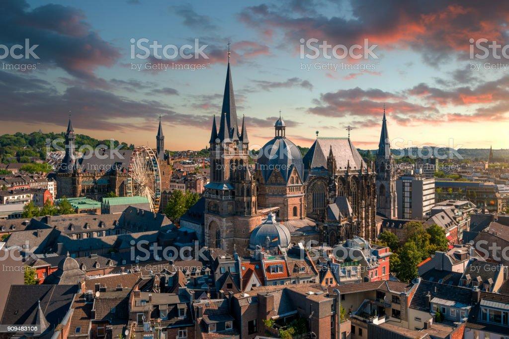 Aachener dom, Deutschland – Foto