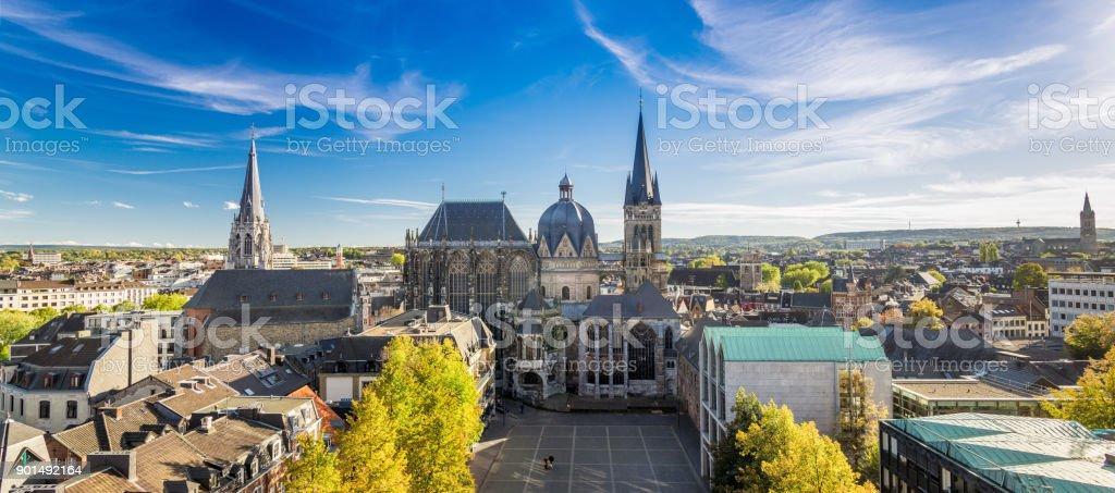 Aachen, Deutschland - Lizenzfrei Aachen Stock-Foto