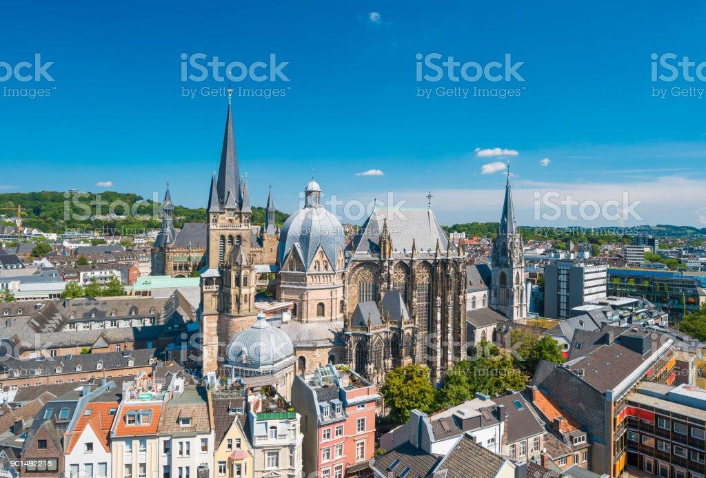 Aachen, Deutschland – Foto