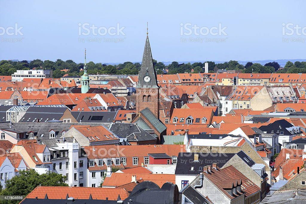 Aalborg, Denmark stock photo