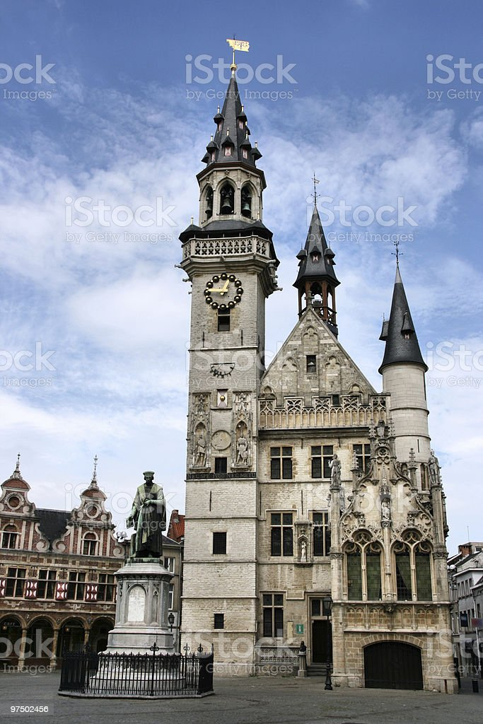 Aalst royalty-free stock photo