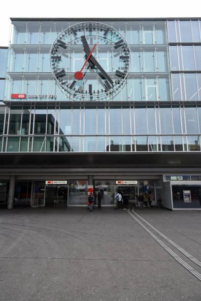 Bahnhof Aarau – Foto