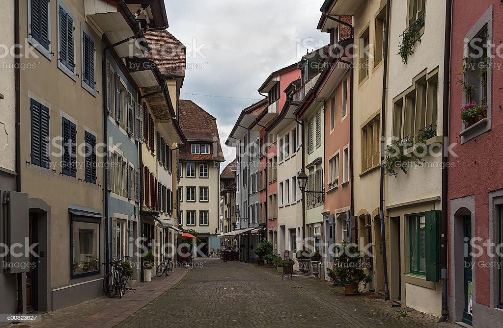 Aarau, Switzerland stock photo