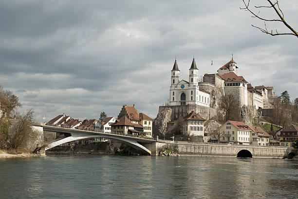 Aarburg Schloss in der Schweiz – Foto