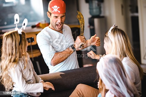 1159543952istockphoto Aarrr, I'm an angry pirate! 1096844040