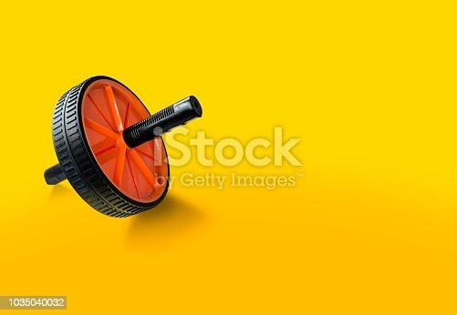 istock Ab roller wheel 1035040032