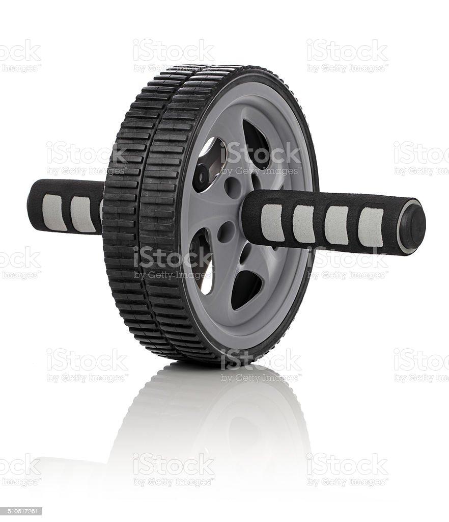 Ab Roller Wheel stock photo