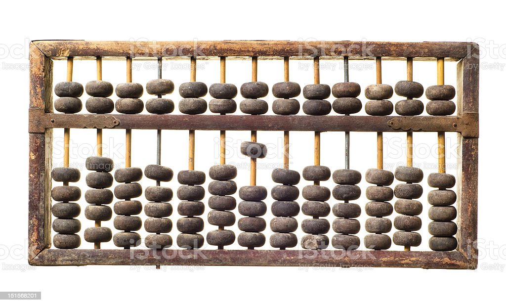 Abacus - Royalty-free Abacus Stock Photo