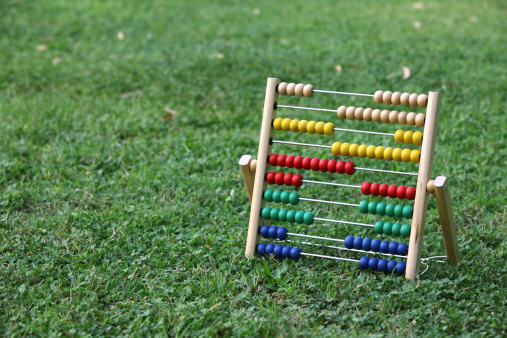 Abacus Stock Photo - Download Image Now